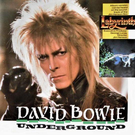 Coverafbeelding Underground - David Bowie