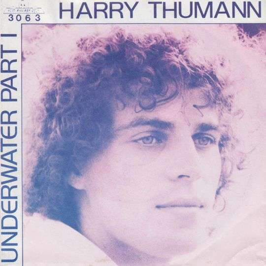 Coverafbeelding Harry Thumann - Underwater