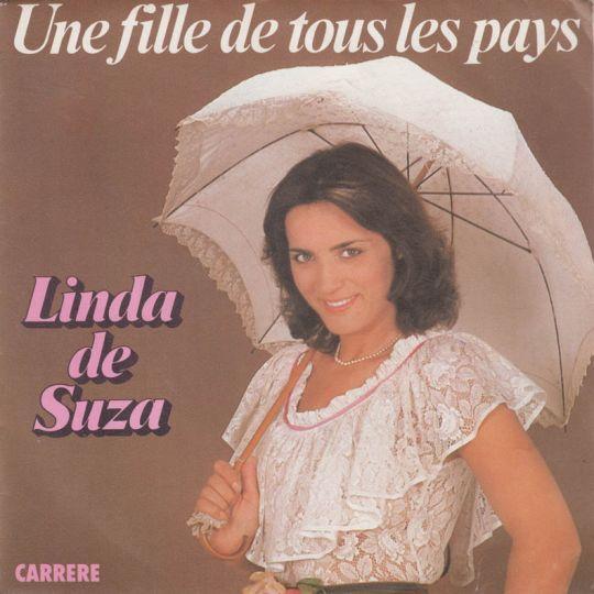 Coverafbeelding Une Fille De Tous Les Pays - Linda De Suza