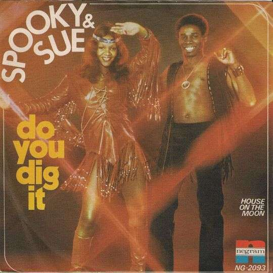 Coverafbeelding Do You Dig It - Spooky & Sue