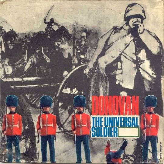 Coverafbeelding The Universal Soldier [Ep] - Donovan