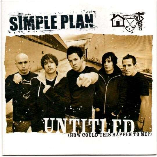 Coverafbeelding Untitled (How Could This Happen To Me?) - Simple Plan