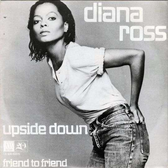 Coverafbeelding Upside Down - Diana Ross