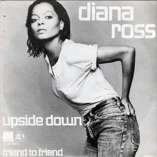 Coverafbeelding Diana Ross - Upside Down