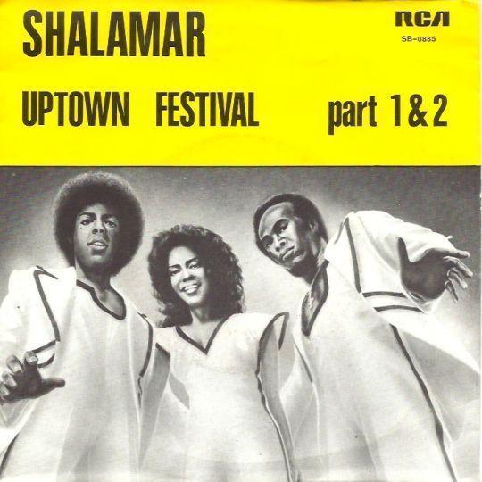 Coverafbeelding Uptown Festival - Shalamar