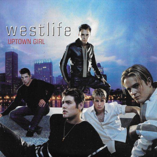 Coverafbeelding Uptown Girl - Westlife