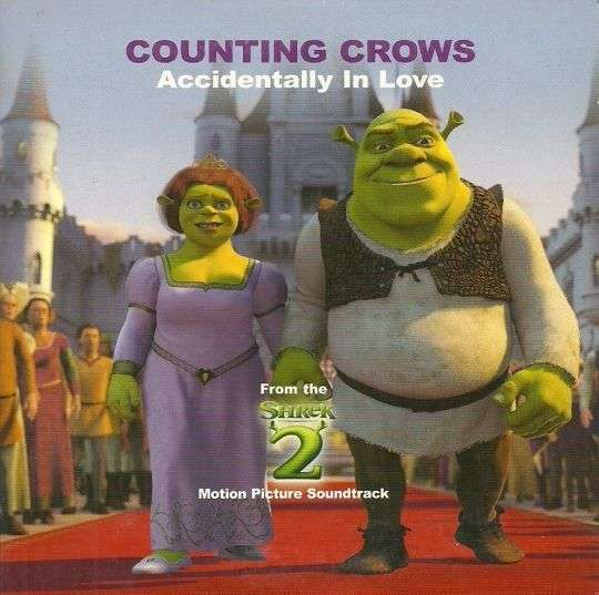 Coverafbeelding Accidentally In Love - Counting Crows