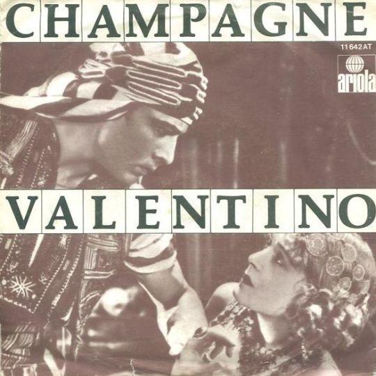 Coverafbeelding Valentino - Champagne