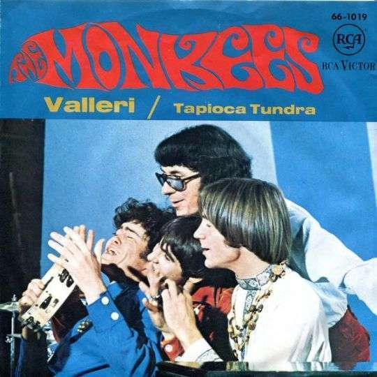 Coverafbeelding Valleri - The Monkees
