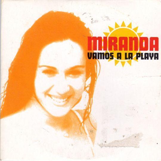 Coverafbeelding Miranda - Vamos A La Playa