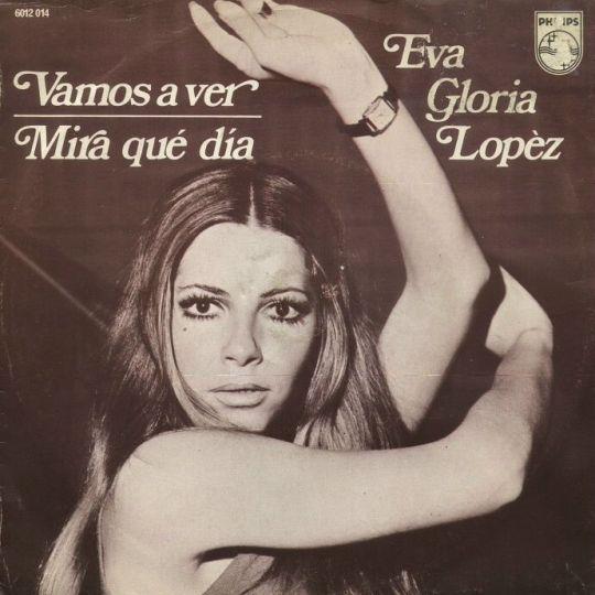 Coverafbeelding Eva Gloria Lopèz - Vamos A Ver