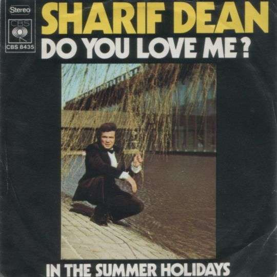 Coverafbeelding Sharif Dean - Do You Love Me?