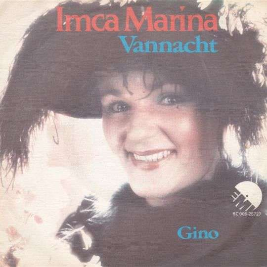 Coverafbeelding Vannacht - Imca Marina