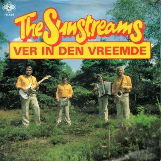 Coverafbeelding Ver In Den Vreemde - The Sunstreams