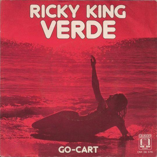 Coverafbeelding Ricky King - Verde