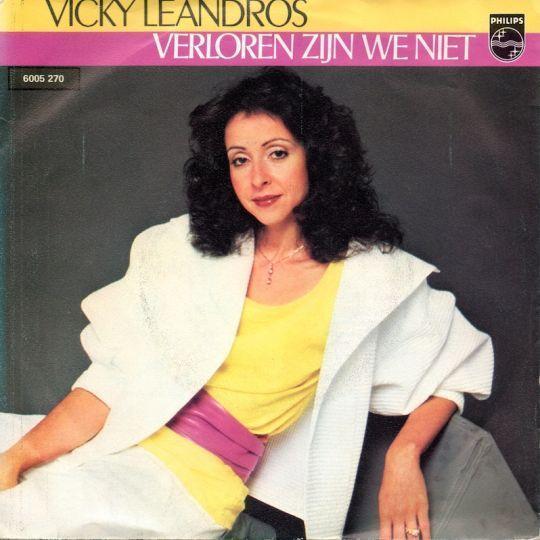 Coverafbeelding Verloren Zijn We Niet - Vicky Leandros