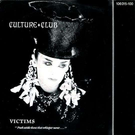 Coverafbeelding Victims - Culture Club