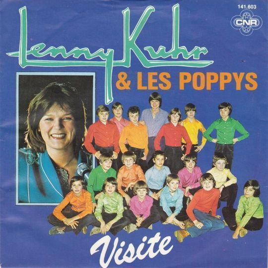 Coverafbeelding Lenny Kuhr & Les Poppys - Visite