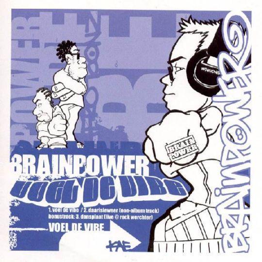 Coverafbeelding Voel De Vibe - Brainpower