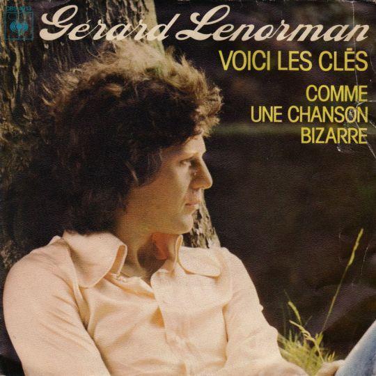 Coverafbeelding Gérard Lenorman - Voici Les Clés