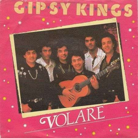 Coverafbeelding Gipsy Kings - Volare