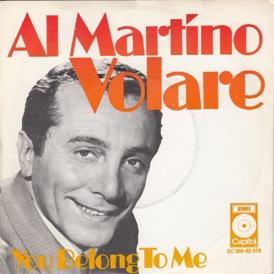 Coverafbeelding Al Martino - Volare