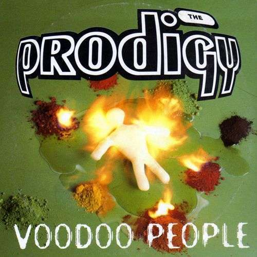 Coverafbeelding Voodoo People - The Prodigy