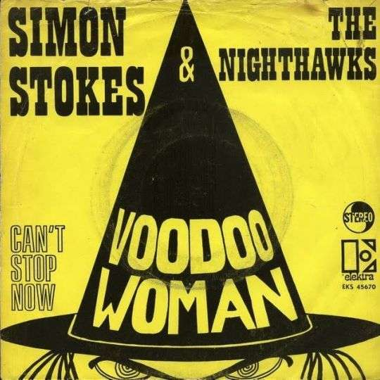 Coverafbeelding Simon Stokes & The Nighthawks - Voodoo Woman