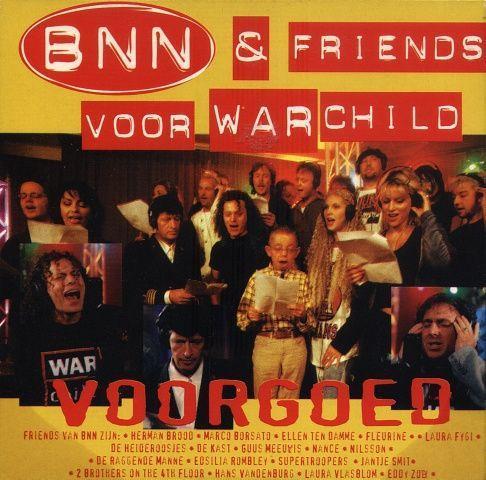 Coverafbeelding Voorgoed - Bnn & Friends Voor War Child