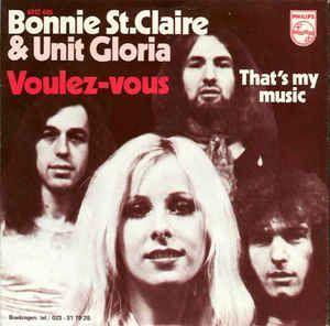 Coverafbeelding Voulez-vous - Bonnie St. Claire & Unit Gloria