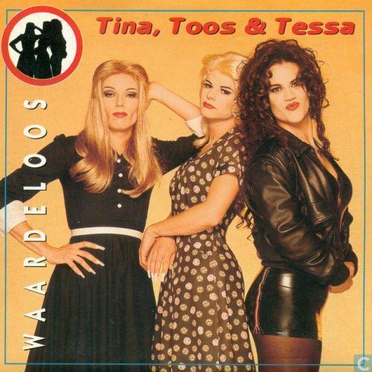 Coverafbeelding Tina, Toos & Tessa - Waardeloos