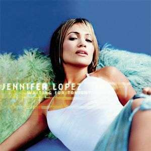 Coverafbeelding Jennifer Lopez - Waiting For Tonight