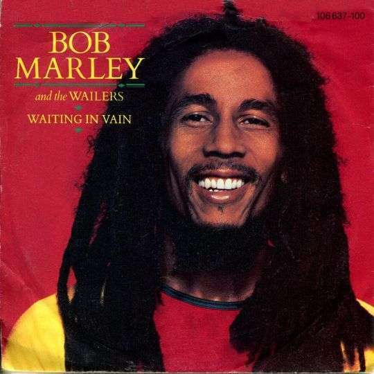 Coverafbeelding Waiting In Vain - Bob Marley And The Wailers