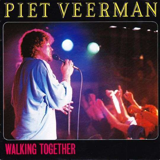 Coverafbeelding Walking Together - Piet Veerman