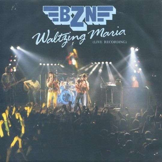 Coverafbeelding Waltzing Maria (Live Recording) - Bzn