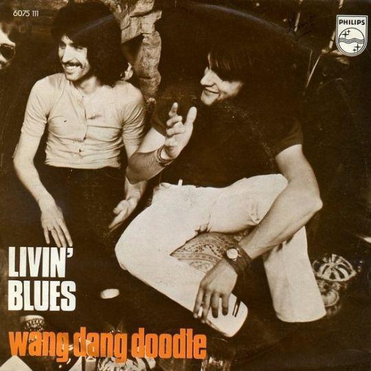 Coverafbeelding Livin' Blues - Wang Dang Doodle