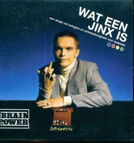 Coverafbeelding Wat Een Jinx Is - Brainpower