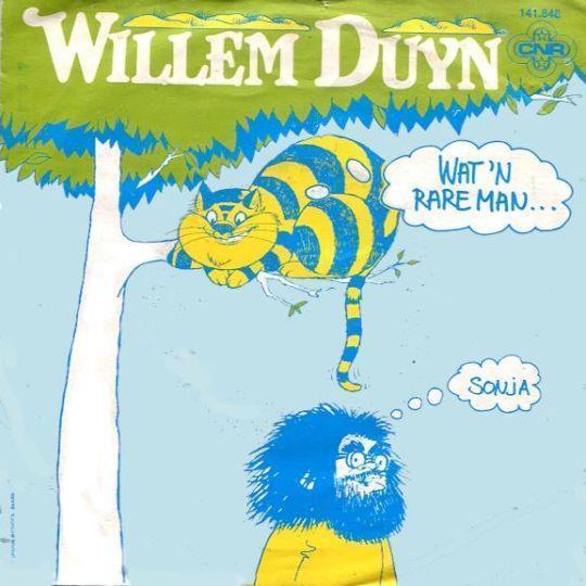 Coverafbeelding Wat 'n Rare Man... - Willem Duyn