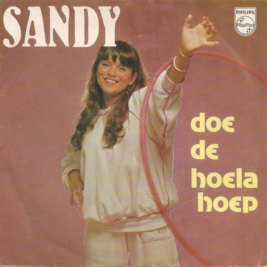 Coverafbeelding Doe De Hoela Hoep - Sandy