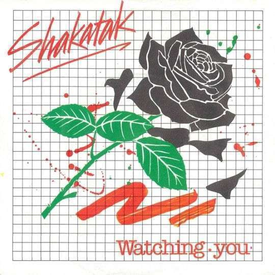 Coverafbeelding Watching You - Shakatak