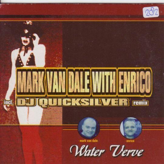 Coverafbeelding Mark Van Dale with Enrico - Water Verve