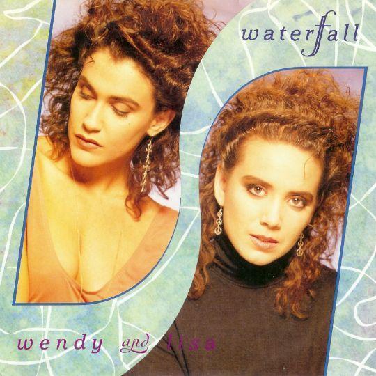 Coverafbeelding Waterfall - Wendy And Lisa