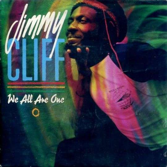 Coverafbeelding We All Are One - Jimmy Cliff