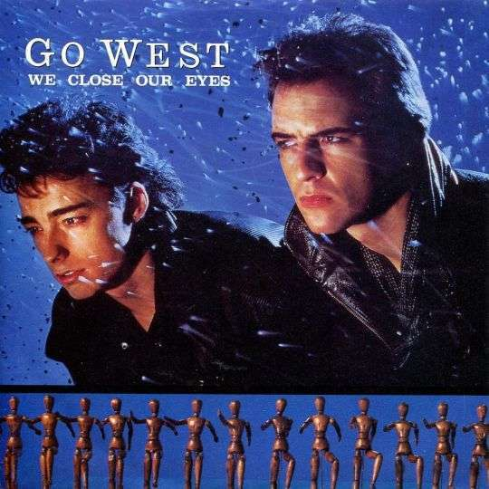Coverafbeelding Go West - We Close Our Eyes