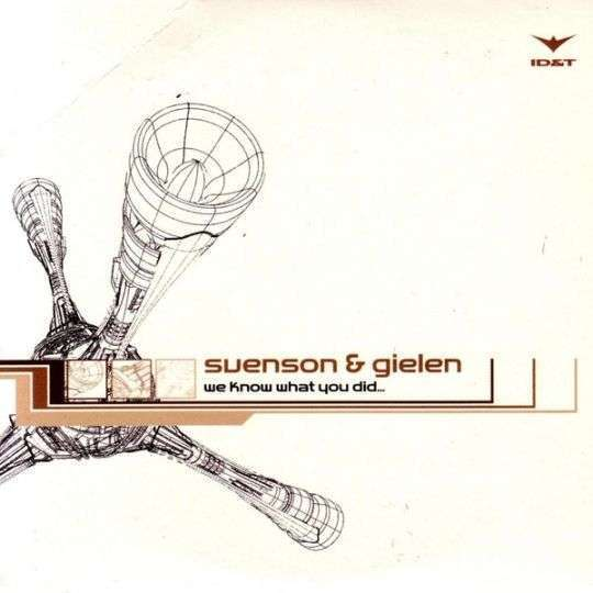 Coverafbeelding Svenson & Gielen - We Know What You Did...