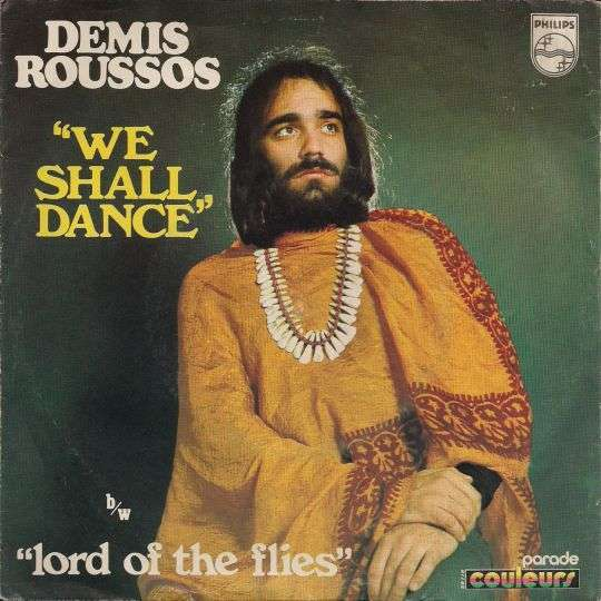 Coverafbeelding Demis Roussos - We Shall Dance
