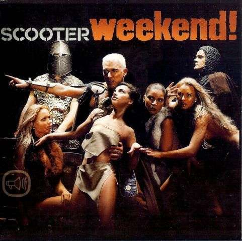 Coverafbeelding Weekend! - Scooter