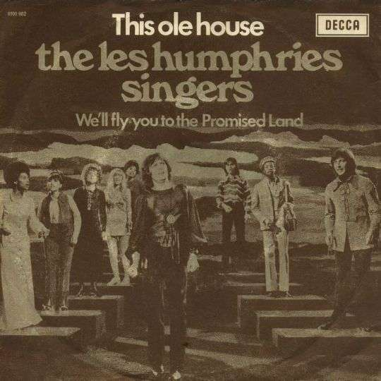 Coverafbeelding We'll Fly You To The Promised Land - The Les Humphries Singers