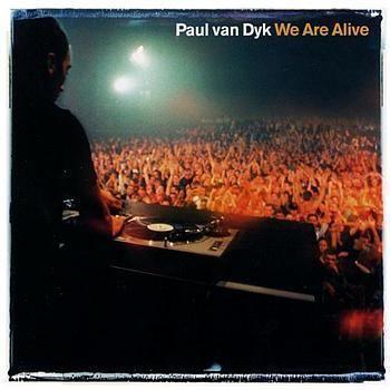 Coverafbeelding Paul Van Dyk - We Are Alive