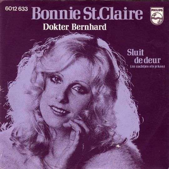 Coverafbeelding Dokter Bernhard - Bonnie St. Claire